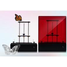 پرینتر سه بعدی رزینی Liquid Crystal 10