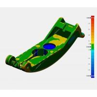 اسکن سه بعدی و مدلسازی قطعه تجهیزات پزشکی