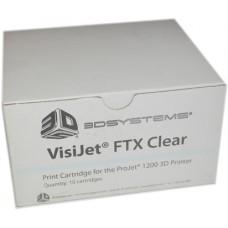 کارتریج VisiJet FTX مخصوص پرینتر سه بعدی Projet 1200