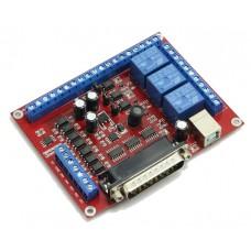 برد کنترلر نرم افزار MACH3 کنترل 6 محور همزمان