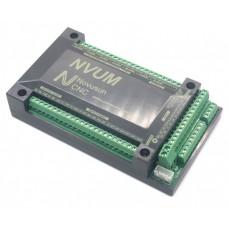 برد کنترلر USB نرم افزار MACH3 کنترل 5 محور NVUM V2  استپرموتور 200KHz