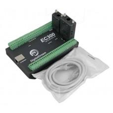 برد کنترلر پورت لَن LAN نرم افزار MACH3 کنترل 3 محور  EC300